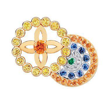 Ornament Tribal系列戒指