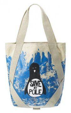 极点企鹅购物袋