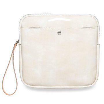 2012冬季新款米色手拿包