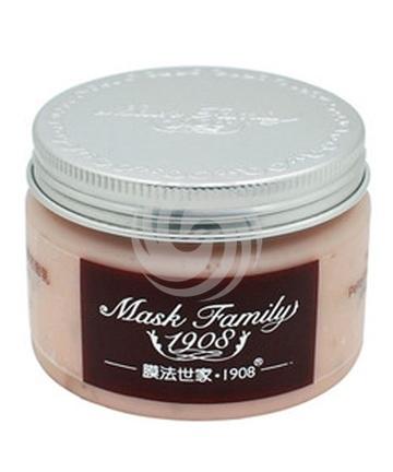 膜法世家1908酸奶玫瑰花瓣护肤按摩洁面乳