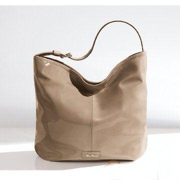 2011春夏SOGNO漆皮女士单肩背包女士手袋