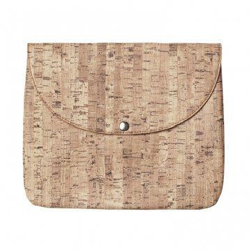 木纹图案皮质零钱包