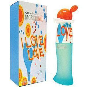 莫斯奇诺爱恋爱女士香水