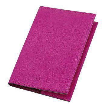 紫红色卡包