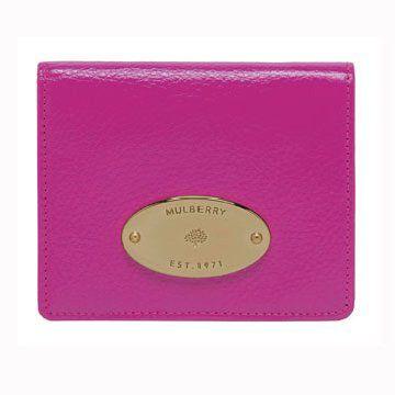 紫红色方形皮包