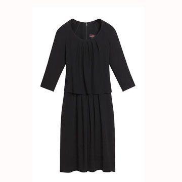 黑色成套女装