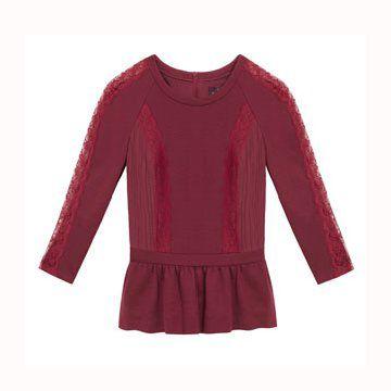 枣红色单衣