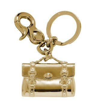 金色书包钥匙扣