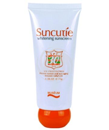 美素美白防晒乳霜SPF30/PA+
