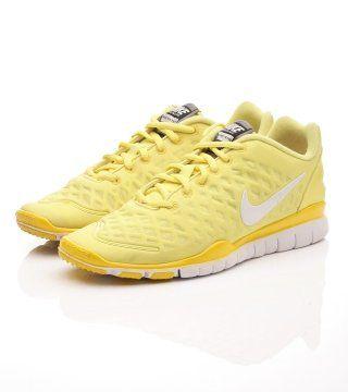 黄色综合训练鞋