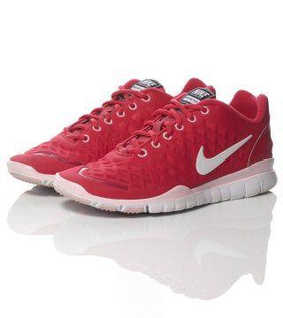 红色综合训练鞋