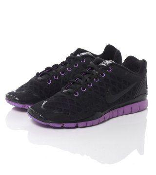 黑色综合训练鞋