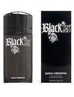 帕高Black XS黑骑士男士香水