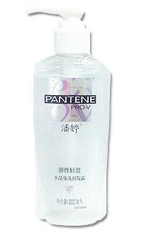 潘婷Pantene弹性轻盈水晶免洗润发露