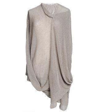 沙色针织衫