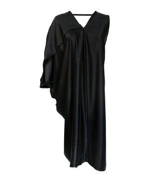黑色鸡尾酒礼服
