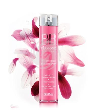 SKIN79SKIN79钻石粉红高效防晒修复BB霜