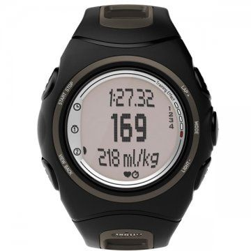 锻炼系列 T6d黑色电脑芯片腕表