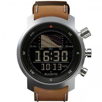 Ventus-风动系列 棕色电脑芯片腕表