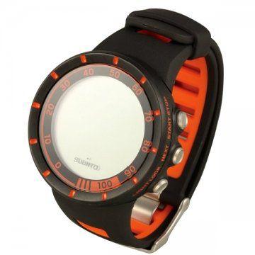 Quest-跨越系列 橙黑电脑芯片腕表