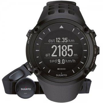 Ambit-拓野系列 酷黑心率电脑芯片腕表