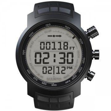 Terra-山雄系列 雅黑橡胶电脑芯片腕表