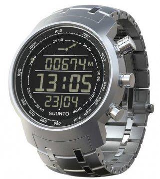 Terra-山雄系列 不锈钢电脑芯片腕表