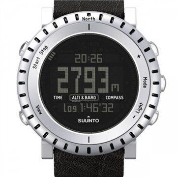 Core-核心系列 铝黑色电脑芯片腕表