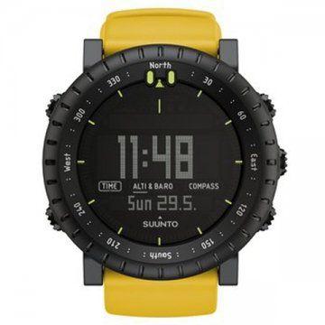 Core-核心系列 黑黄色电脑芯片腕表