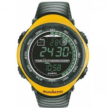 Vector-矢量系列 黄色电脑芯片腕表