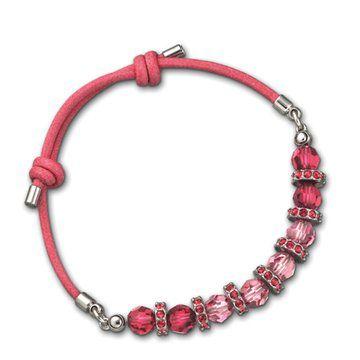 POLLY系列粉红色手链
