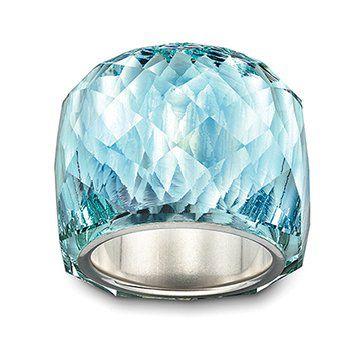 天蓝色戒指