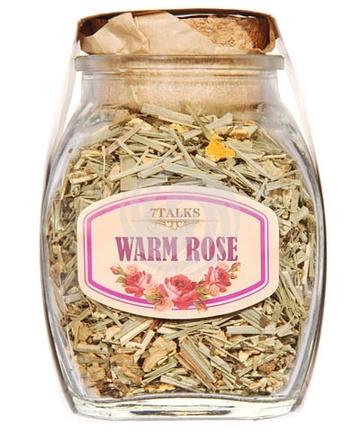 爱这茶语热情玫瑰
