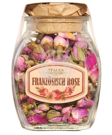 爱这茶语法兰西玫瑰