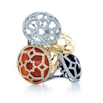 Zellige戒指