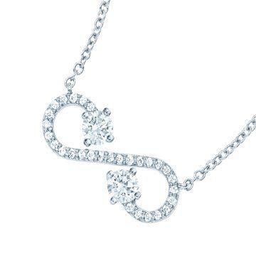 Enchant珠宝系列钻石项链