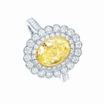 Enchant珠宝系列钻石戒指
