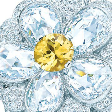 花朵造型戒指