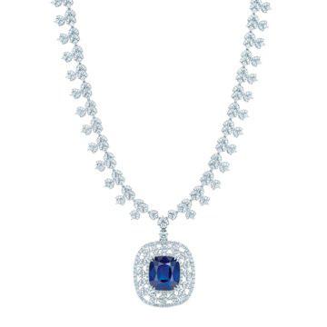 Blue Book华贵珠宝系列项链