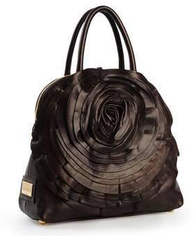 花朵手提包