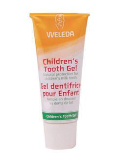 维蕾德金盏花儿童牙膏