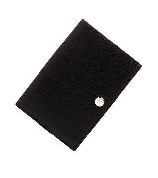 黑色护照保护套