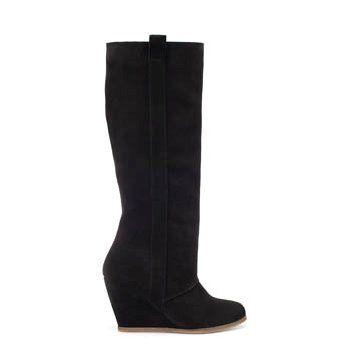 黑色牛皮高跟鞋